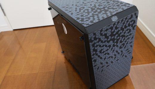 CoolerMaster MasterBoxQ300Lの実機レビュー!裏配線しやすい(*'▽')