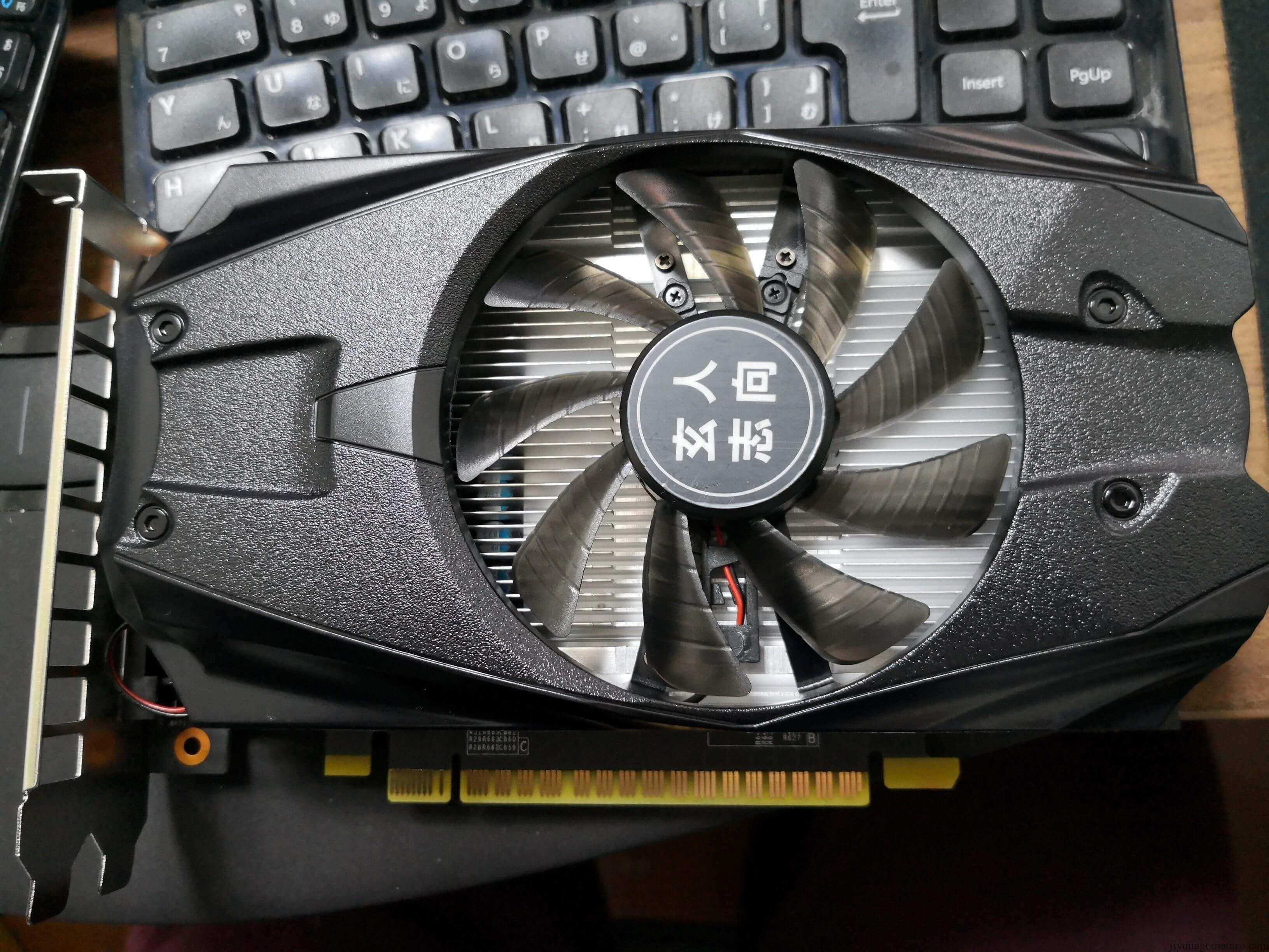 玄人志向 GF-GTX1050-2GB/OC/SF [PCIExp 2GB]